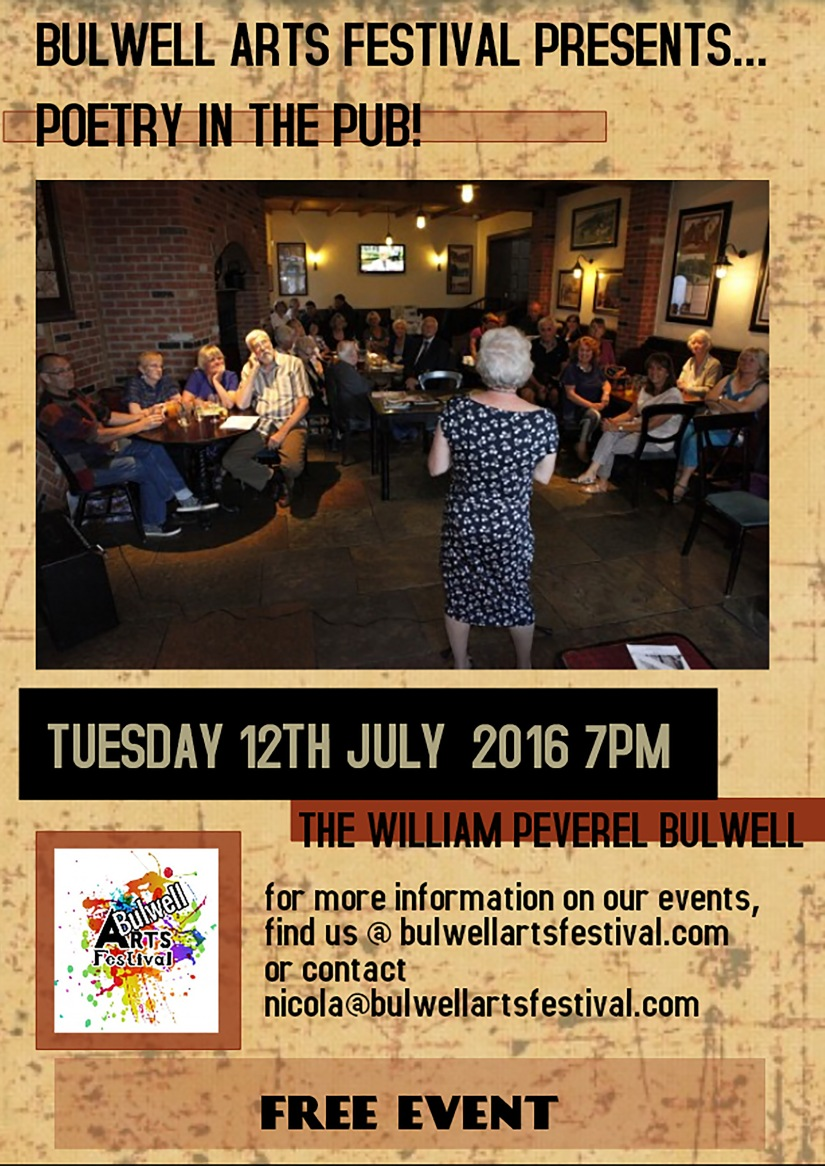 poetry in the pub 2016